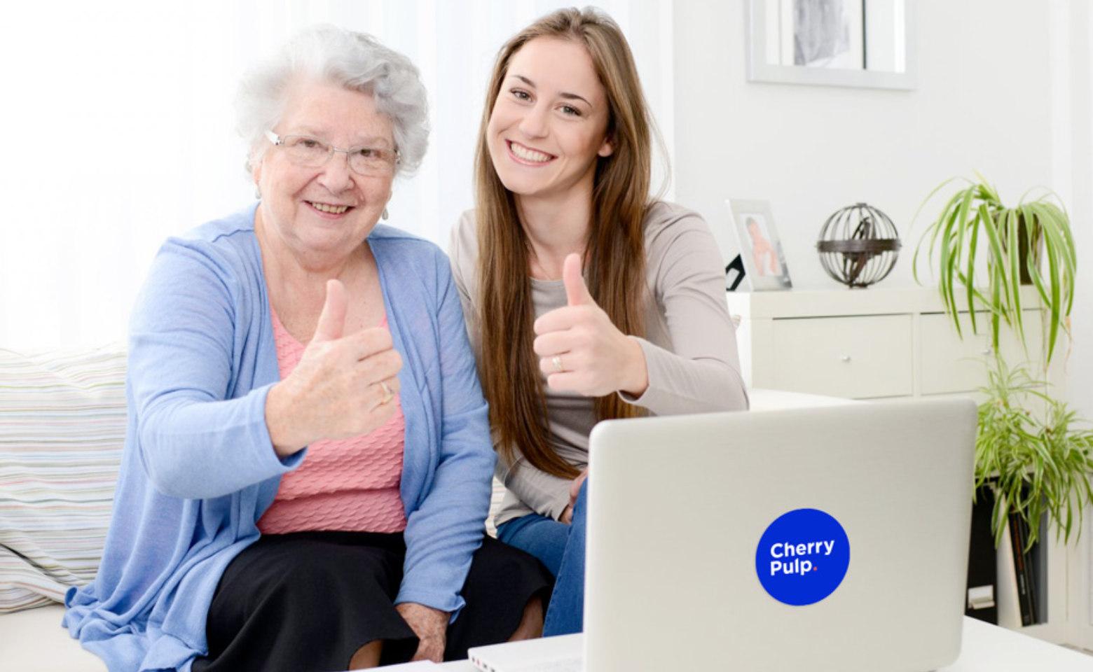 Comment fonctionne un site internet, expliqué à ta grand-mère